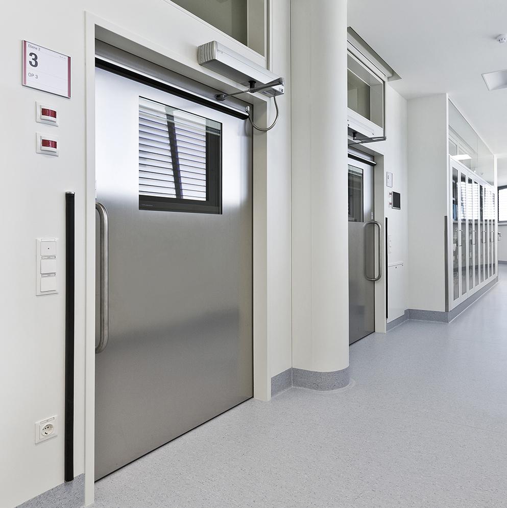 OP-Türen von Kiefer technic