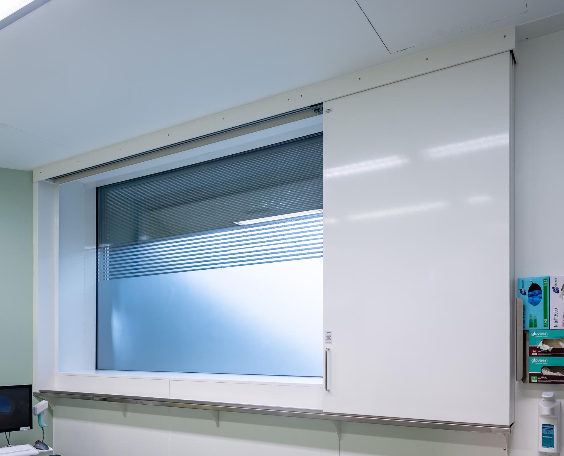 Strahlenschutz-Elemente von Kiefer technic